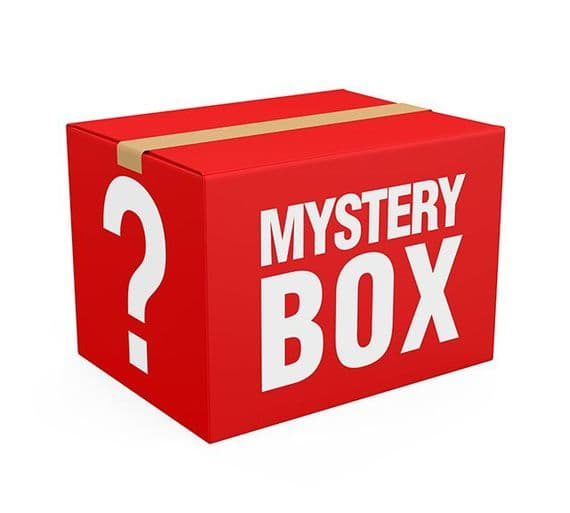 1  Mystery Box for £20