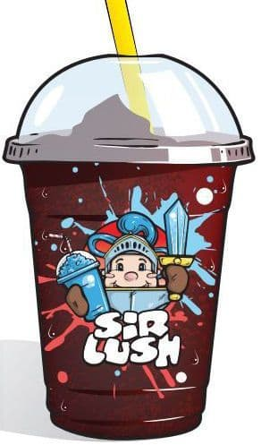 20oz Sir Lush Slush (NONE POSTAL ITEM)