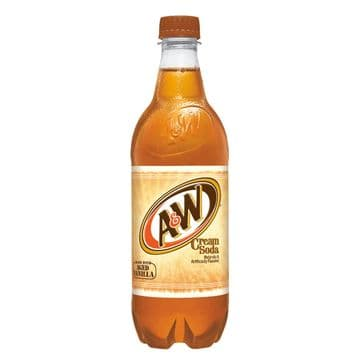 A&W Cream Soda 591ml (US)