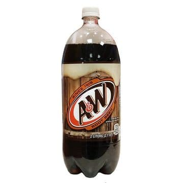 A&W Root Beer 2 Litre (US)
