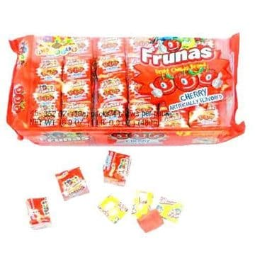 Alberts Frunas Fruit Chews Cherry ( US )