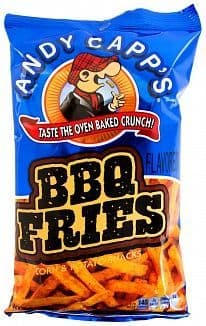 Andy Capp's BBQ Fries 85g (US)