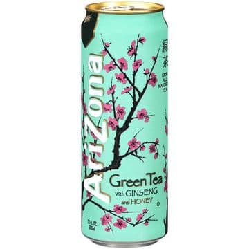 Arizona Green Tea 23oz ( 680ml Can ) (US)