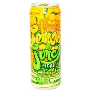 Arizona Lemon Lime Rickey 23.5 FL OZ (695ml) (US)