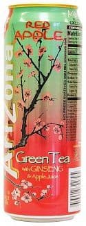 Arizona Red Apple Green Tea 680ml Can (US)