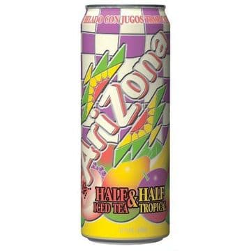 Arizona Tropical Half and Half 23oz (US)