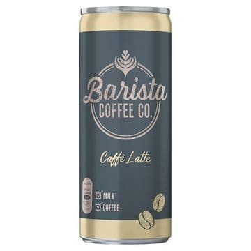 Barista Coffee Co. Caffè Latte 250ml (UK)