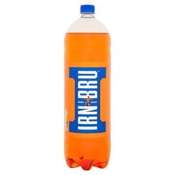Barr Irn Bru 2 Litre Bottle (UK)