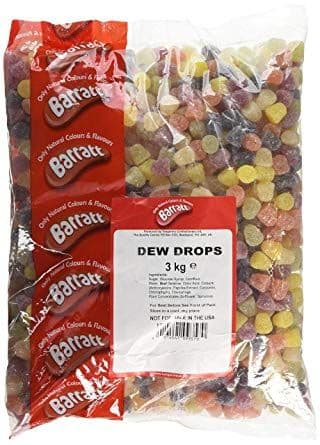 Barratt Dew Drops 3kg Bag