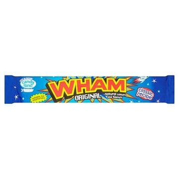 Barratt Wham Original with Sour Crystals 16g (UK)
