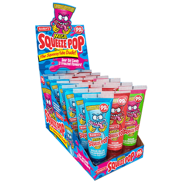 Bobby's Mega Squeeze Pop (UK)
