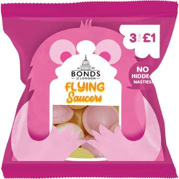 Bonds Flying Saucers 12g ( UK )
