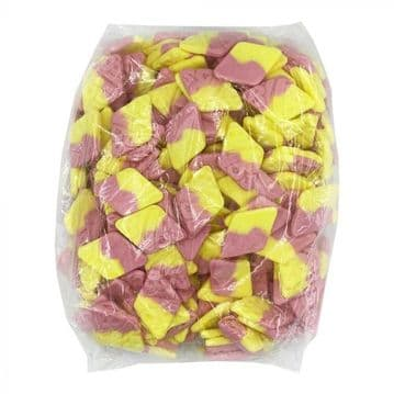 BUBS Strawberry Cheesecake Foam Sweets 2.8kg ( Sweden )