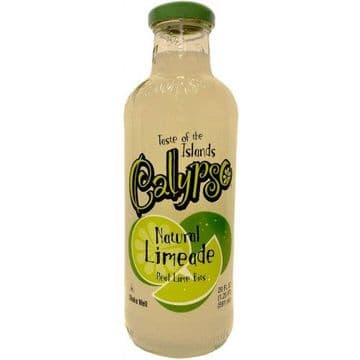 Calypso - Natural Original Limeade 20oz (591ml) (US)