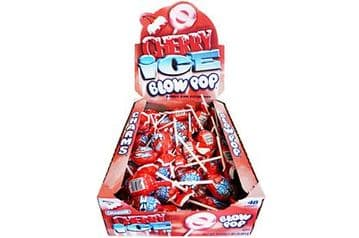 Charms Blow Pops Cherry Ice  (US)