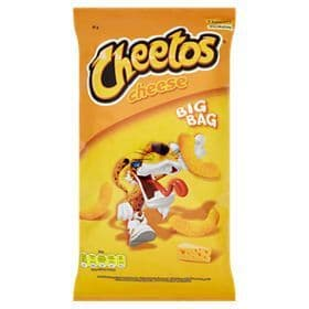 Cheeto Cheese Puffs 85g Packet (Poland)