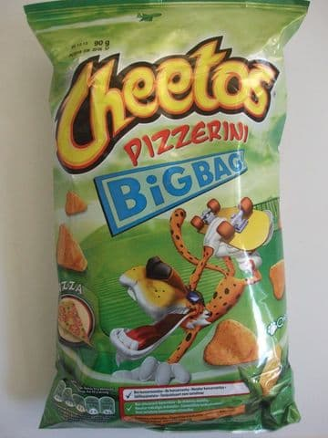Cheeto Pizzerini 85g Packet (Poland)