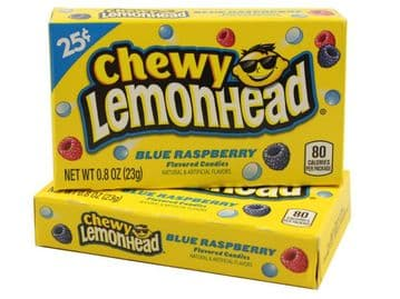 Chewy Lemonhead - Blue Raspberry - 0.8oz  (US)