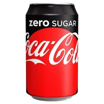 Coca-Cola Zero Sugar 330ml ( UK )