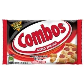Combo Pepperoni Pizza Cracker 48.2g (US)