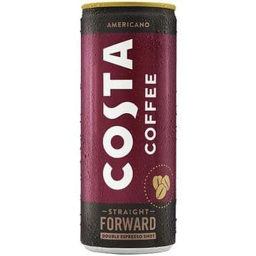 Costa Coffee Americano  250ml (UK)