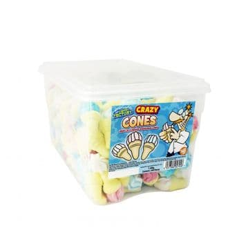 Crazy Candy Factory Ice Cream Marshmallows ( UK )