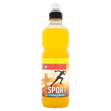 Euro Shopper Orange Sport Isotonic Hydration 500ml