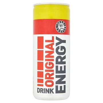 Euro Shopper Original Energy Drink 250ml (UK)