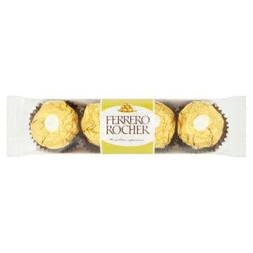 Ferrero Rocher T4 50g	(UK)