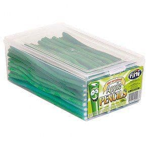 Fini 10p Apple Pencils 100pcs Tub