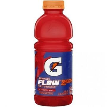Gatorade Flow Blackberry Wave 591ml (US)