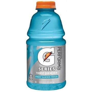 Gatorade Frost Glacier Freeze 32oz (946ml) (US)