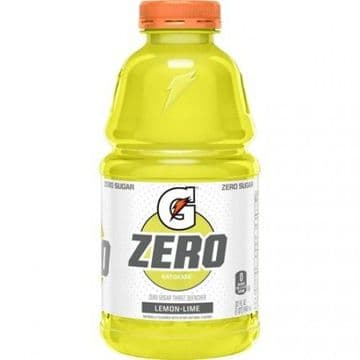 Gatorade ZERO Lemon Lime 32oz (946ml) ( US )