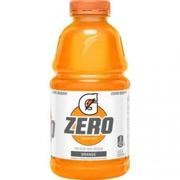 Gatorade ZERO Orange 32oz (946ml) ( US )