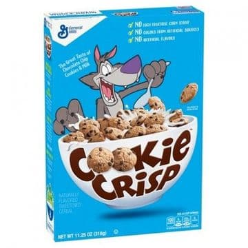 General Mills  Cookie Crisp 11.25oz (318g) (US)
