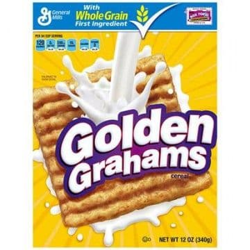 General Mills - Golden Grahams 12oz (340g) (US)