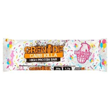 Grenade Carb Killa High Protein Birthday Cake Bar 60g (UK)
