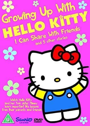 Growing Up With Hello Kitty - I Can Share With Friends and 5 Other Stories DVD