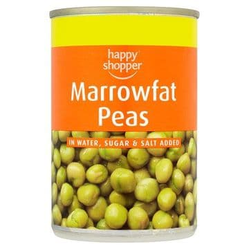 Happy Shopper Marrowfat Peas  (UK)