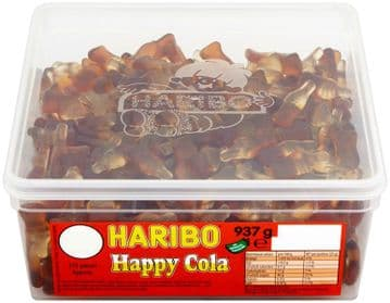 HARIBO Happy-Cola Full Tub 300 Pieces