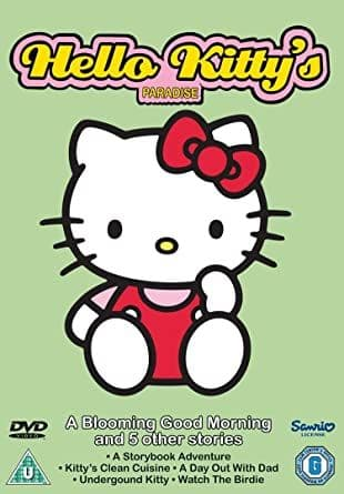 Hello Kitty's Paradise - A Blooming Good Morning and 5 Other Stories DVD
