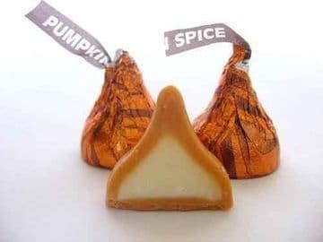 Hershey Kisses Pumpkin Spice Candy (US)