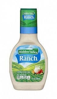 Hidden Valley Original Ranch 236ml ( US )