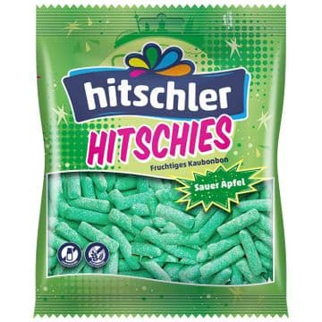Hitschler Hitschies Sour Apple 140g ( Germany )