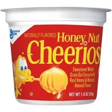 Honey Nut Cheerios, 1.8 OZ (51g) (US)