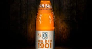 Irn  Bru  !901 750ml Glass Bottle (UK)