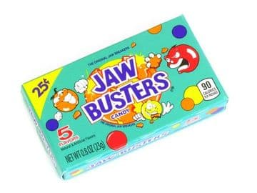 Jaw Busters Mini Box (US)
