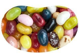 Jelly Belly 50 Flavours Mix 100g (US)