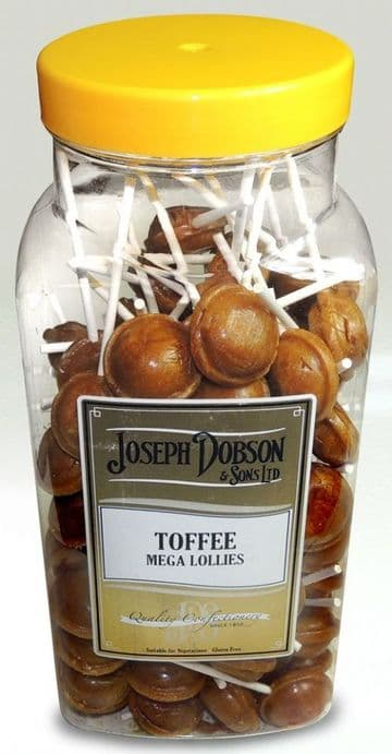 Joseph Dobson Toffee Lolly (UK)