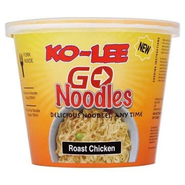 Ko-Lee Roast Chicken Noodles Cup 65g (UK)